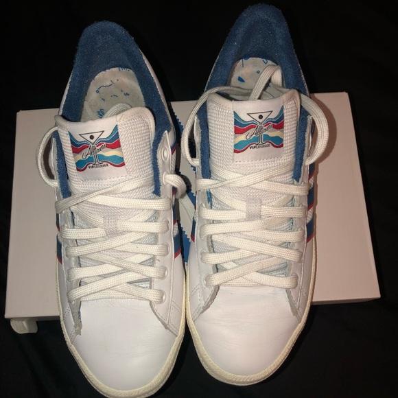 Adidas zapatos x alltimers collab poshmark